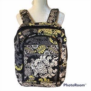 Vera Bradley Baroque pattern campus backpack